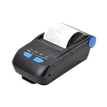 HM2 Mini Impresora térmica portátil, teléfono móvil inalámbrico ...