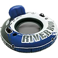 Intex River Run I Sport Lounge, Inflatable Water Float,...