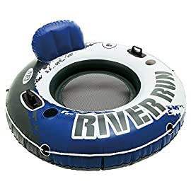 Intex-River-Run-I-Sport-Lounge-Inflatable-Water-Float-53-Diameter