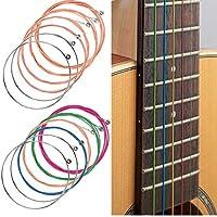 22 piezas de cuerdas de guitarra acústica de bronce, OOTSR 3 ...