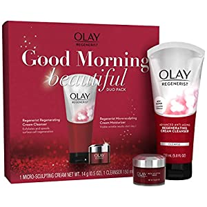 Olay Regenerist Advanced Anti Aging Skin Care Regimen Duo Kit, 5.5 Ounce
