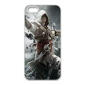 Assassins Creed Black Flag12.jpgiPhone 4 4s Cell Phone Case White JN76C03C
