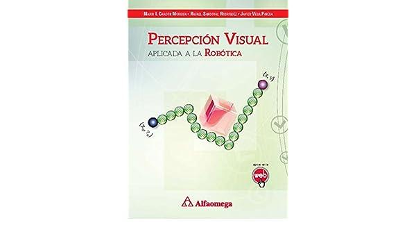 PERCEPCIÓN VISUAL - Aplicada a la robótica (Spanish Edition), Mario I. CHACÓN MURGUÍA, SANDOVAL RODRÍGUEZ Rafael, VEGA PINEDA Javier, eBook - Amazon.com