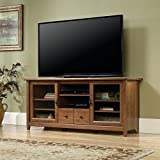 Sauder Edge Water TV Stand in Auburn Cherry - Best Reviews Guide