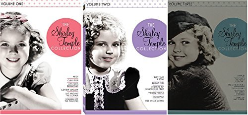 The Shirley Temple Ultimate Collection (Selection Compare Boxes Christmas)