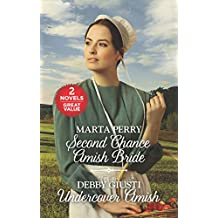 Second Chance Amish Bride and Undercover Amish: Second Chance Amish Bride\Undercover Amish