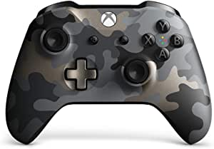 Controle Xbox One S/fio Night Ops Camo Special Ed. Bluetooth P2