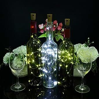 ... Lámparas decoradas