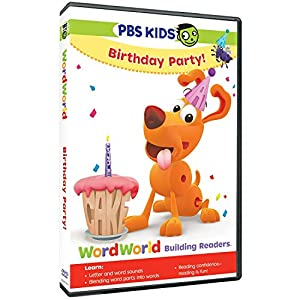 Wordworld: Birthday Party (2015)