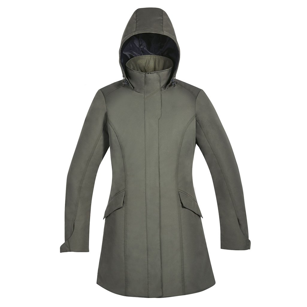 Ash City Apparel North End Promote Ladies Insulated Car Jacket (X-Small, Dark/Oakmoss)
