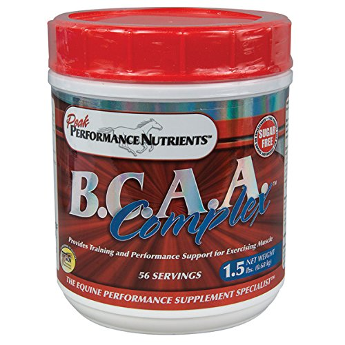 B.C.A.A. Complex Powder Peak Performance 1.5