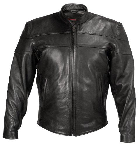 Milwaukee MMCC Maverick Motorcycle Jacket X-Large (Size 44) Black