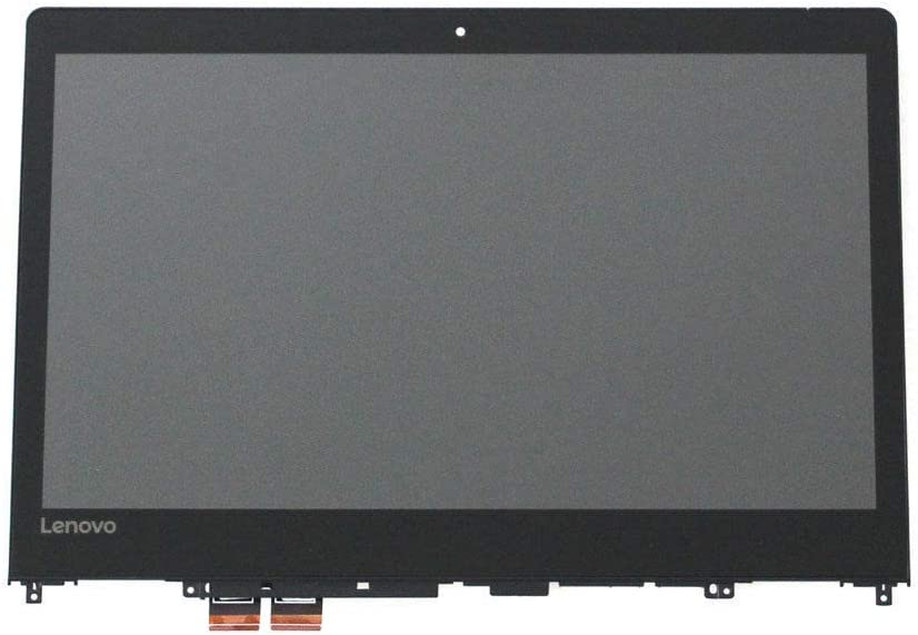 """Screen Expert 14"""" FHD 1920x1080 LCD Panel IPS LED Touch Screen Display with Bezel Frame Assembly for Lenovo Ideapad Flex 4-14 1470 1480 80SA 80VD 80S7 Yoga 510-14IKB"""