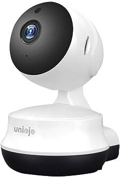 UNIOJO 720P HD Wireless WiFi IP Camera