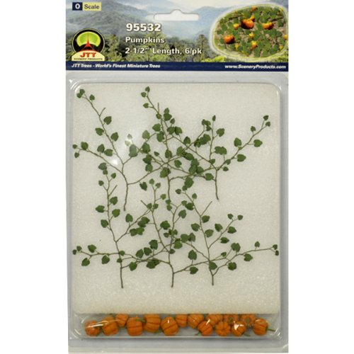(JTT Scenery Products Gardening Plants Series: Pumpkins,)