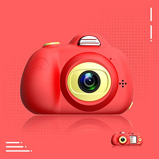 Kids Toys cámara divertida, selfie digital para niños ...