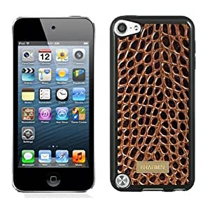 Fashion Brahmin 03 Black iPod Touch 5 Screen Cover Case Grace and Custom Design
