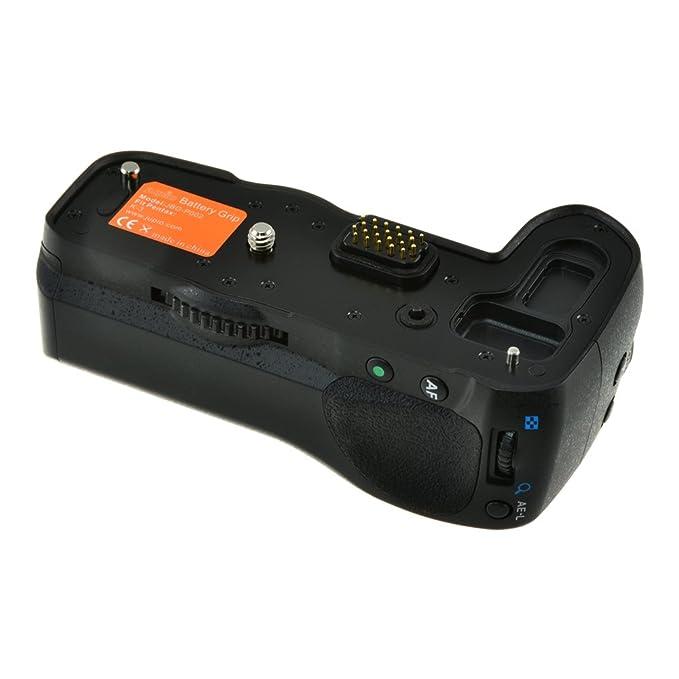 3 opinioni per Jupio Battery Grip Impugnatura Portabatteria per Pentax K3 D-BG5, Nero