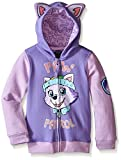 Paw Patrol Little Girls' Everest Toddler Hoodie, Lilac/Purple, 4T