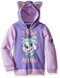 Nickelodeon girls Toddler Girls Paw Patrol Everest Hoodie