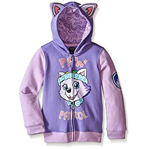 Paw Patrol Everest Toddler Girl Hoodie