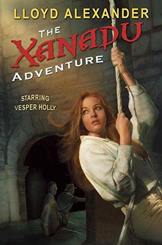 The Xanadu Adventure (Vesper Holly)