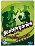 Hasbro Scattergories Board Game, Model Number A5226, Ages 13+