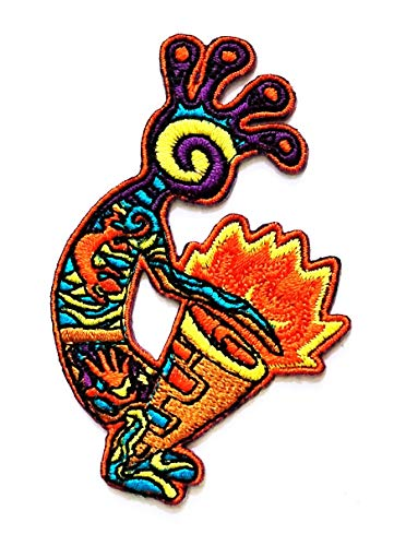 Nipitshop Patches Orange Lizard Chameleon Cartoon Kids Symbol DIY Iron on Patch Iron-On Designer Patch Used for Gifts Crafts Jeans Clothing Fabric