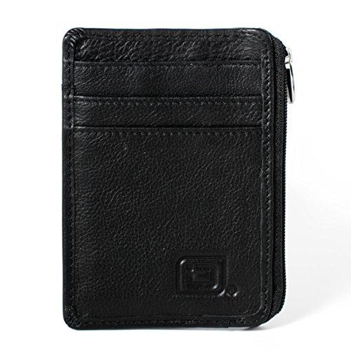Id Stronghold Rfid Front Pocket Wallet Mini Minimalist