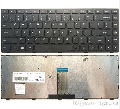 Laptop Internal Keyboard Compatible for Lenovo G40 G40 30 G40 45 G40 75 G40 70