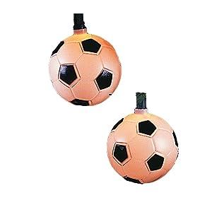 Kurt Adler UL0017 Soccer Ball Light Set, 10 Light