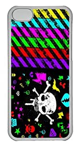 IMARTCASE iPhone 5C Case, Scene Or Emo PC Hard Case Cover for Apple iPhone 5C Transparent by lolosakes by lolosakes