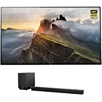 Sony XBR55A1E 55 4K Ultra HD Smart Bravia OLED TV (2017 Model) w/ Sony HT-ST5000 7.1.2ch 800W Dolby Atmos Sound Bar