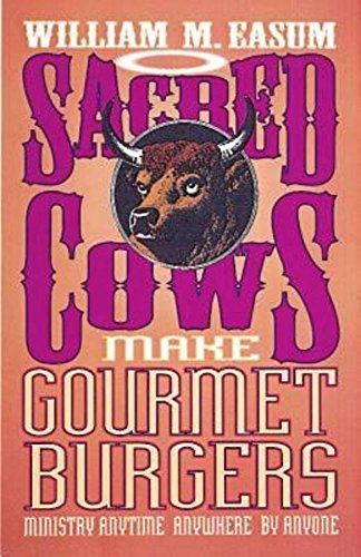 Sacred Cows Make Gourmet Burgers product image