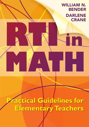 Download RTI in Math: Practical Guidelines for Elementary Teachers: Practical Guidelines for Elementary Teachers Pdf