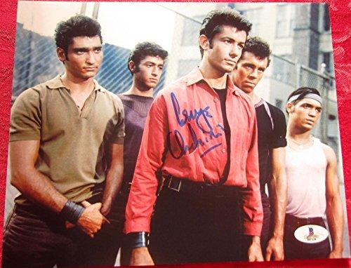 George Chakiris West Side Story signed 8x10 photo BAS Bec...