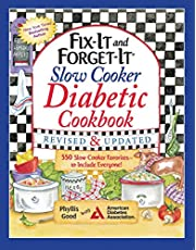 Fix-It and Forget-It Slow Cooker Diabetic Cookbook: 550 Slow Cooker Favorites―to Include Everyone