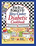 Best Diabetic Cookbooks - Fix-It and Forget-It Slow Cooker Diabetic Cookbook: 550 Review