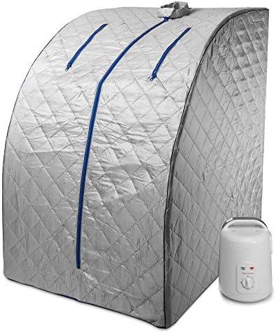 Durasage Lightweight Portable Personal Steam Sauna Spa