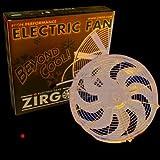 Zirgo 10220 16'' 3630 fCFM Ultra High Performance Radiator Cooling Fan