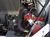 2004 2005 2006 2007 2008 Pontiac Grand Prix with 3.8L V6 Engine Air Intake Filter Kit System (Red Filter & Accessories)