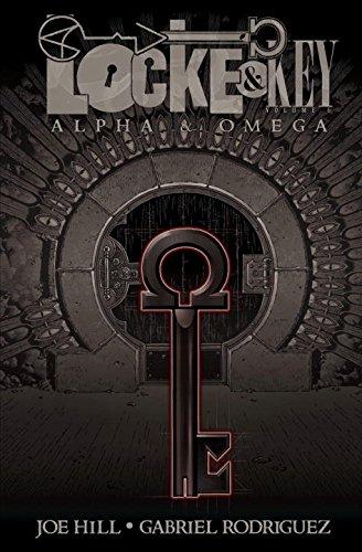 Alpha Omega Locke Key Hill product image
