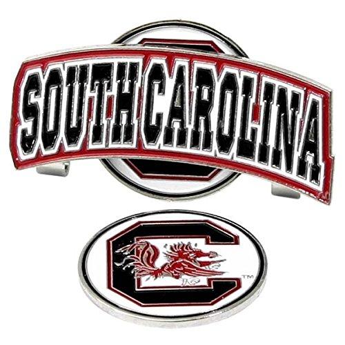 South Carolina Slider Clip With Ball Marker   B002WM90JQ