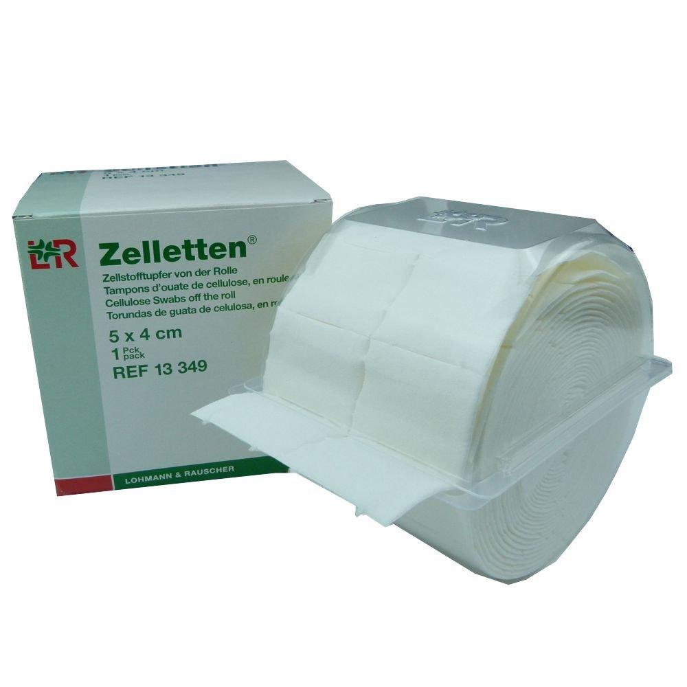 300 Zellstofftupfer Lohmann/&Rauscher Spender Zelletten