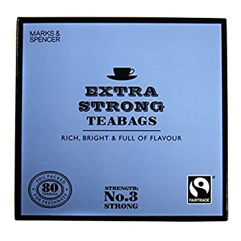 MS Tea Extra Strong (3pack) 250g