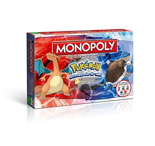Monopoly Pokemon Brettspiel