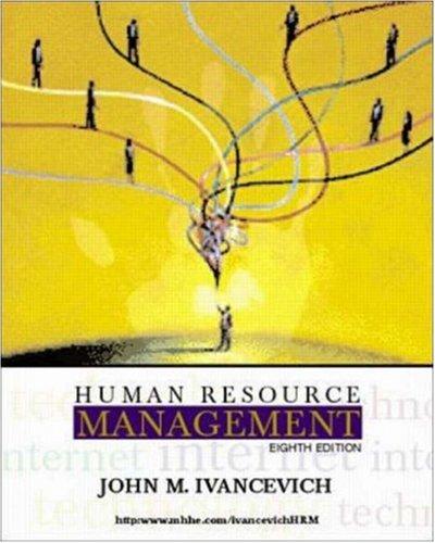Human Resource Management pdf epub