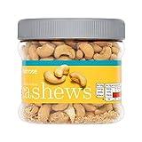 Salted Cashews Tub Waitrose 400g - Pack of 6