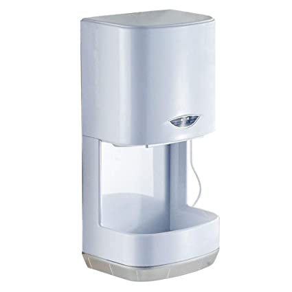 GCHOME Secadores de Mano Secador de Manos, secadores de Manos de Alta Velocidad montados en