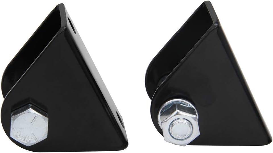 Hydraker Front Lower Shock Bar Pin Eliminator Kit Fit for TJ//XJ//ZJ 1203700